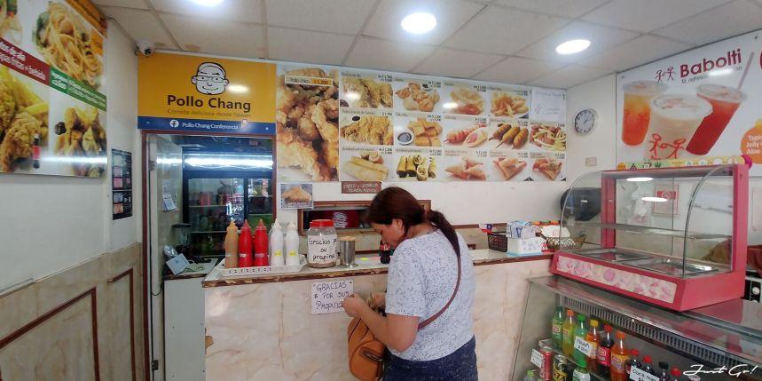智利 - 聖地牙哥的台灣味雞排美食推薦-好呷、pollo chang餐廳08_