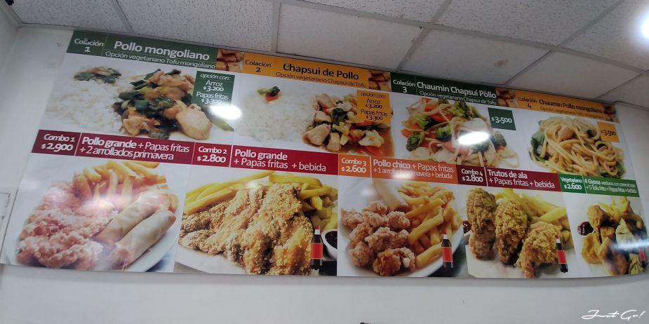 智利 - 聖地牙哥的台灣味雞排美食推薦-好呷、pollo chang餐廳09_
