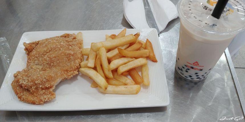 智利 - 聖地牙哥的台灣味雞排美食推薦-好呷、pollo chang餐廳11_