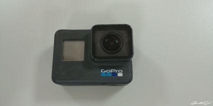 GOPRO故障死機,啟動全球保固流程,免費送修新加坡,換機超簡單!!01