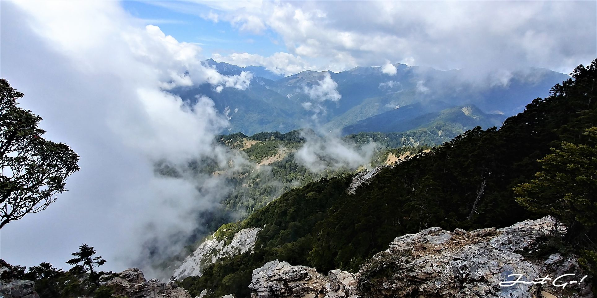 台灣 - 一日百岳·畢祿羊頭縱走單攻紀錄- gpx路線、申請、接駁及遊記12