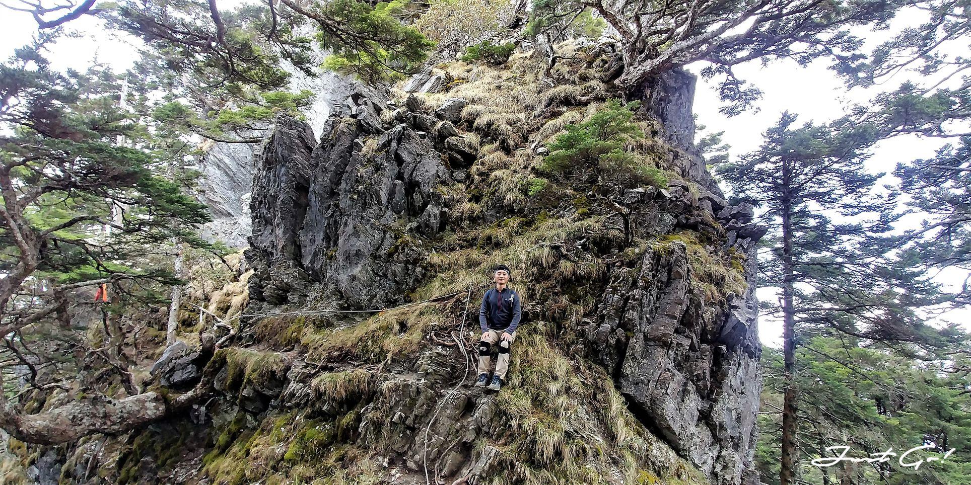 台灣 - 一日百岳·畢祿羊頭縱走單攻紀錄- gpx路線、申請、接駁及遊記17