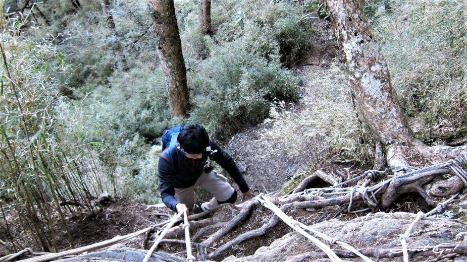 台灣 - 一日百岳·畢祿羊頭縱走單攻紀錄- gpx路線、申請、接駁及遊記21