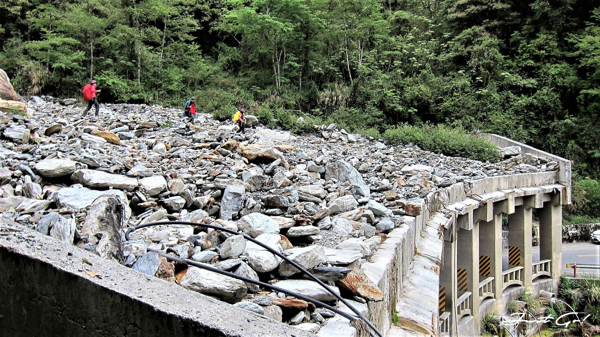 台灣 - 一日百岳·畢祿羊頭縱走單攻紀錄- gpx路線、申請、接駁及遊記23