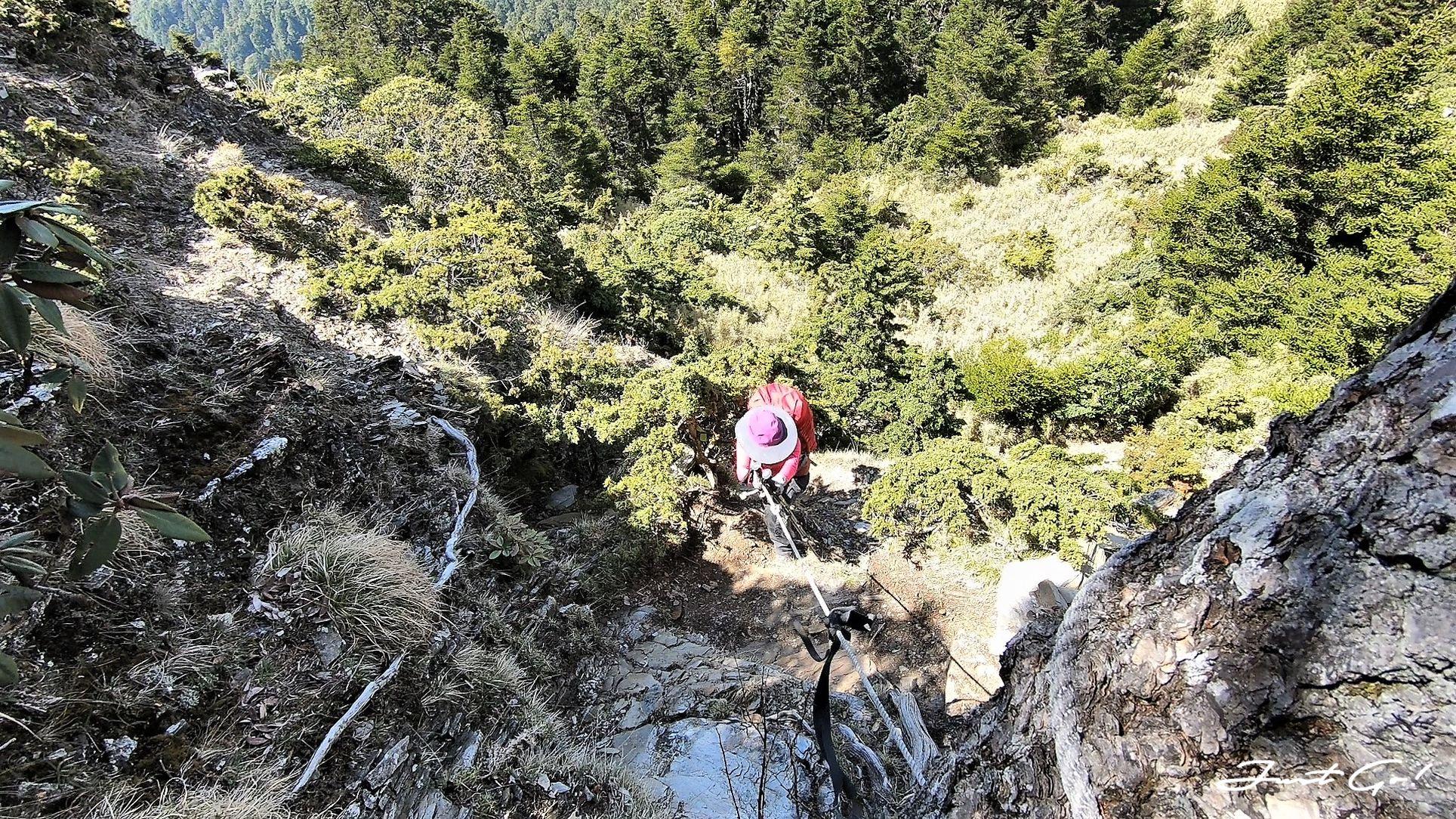 台灣 - 一日百岳·畢祿羊頭縱走單攻紀錄- gpx路線、申請、接駁及遊記28