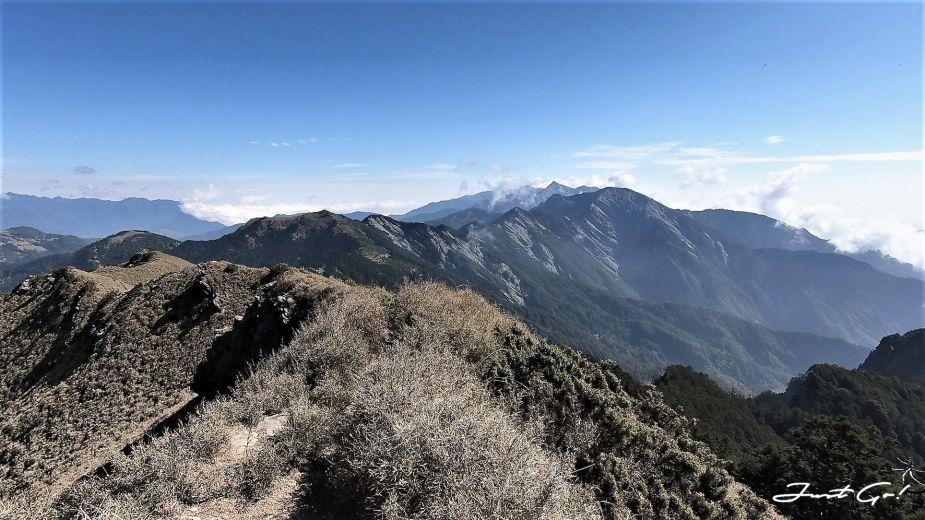台灣 - 一日百岳·畢祿羊頭縱走單攻紀錄- gpx路線、申請、接駁及遊記30