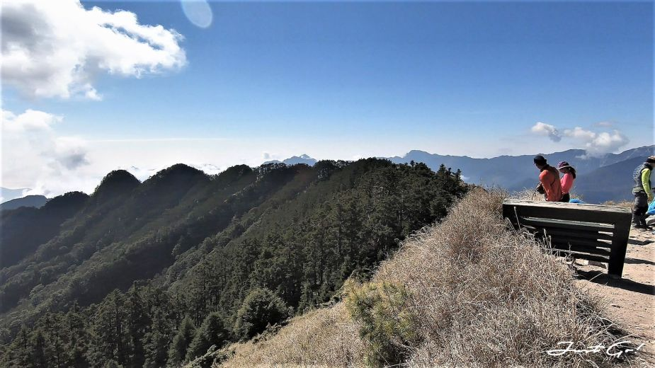台灣 - 一日百岳·畢祿羊頭縱走單攻紀錄- gpx路線、申請、接駁及遊記31
