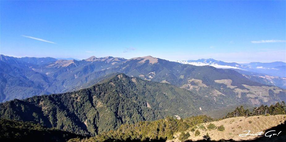 台灣 - 一日百岳·畢祿羊頭縱走單攻紀錄- gpx路線、申請、接駁及遊記7