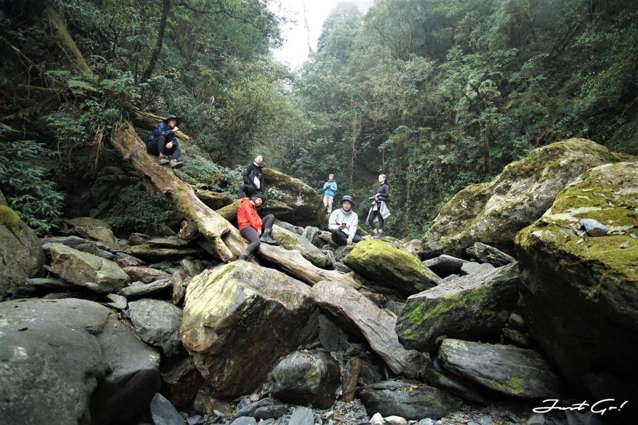 台灣 - 雲海故鄉·北大武山探訪鐵杉林- GPX路線、申請、交通、遊記15