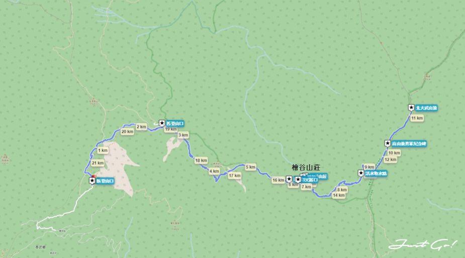 台灣 - 雲海故鄉·北大武山探訪鐵杉林- GPX路線、申請、交通、遊記40.jpg