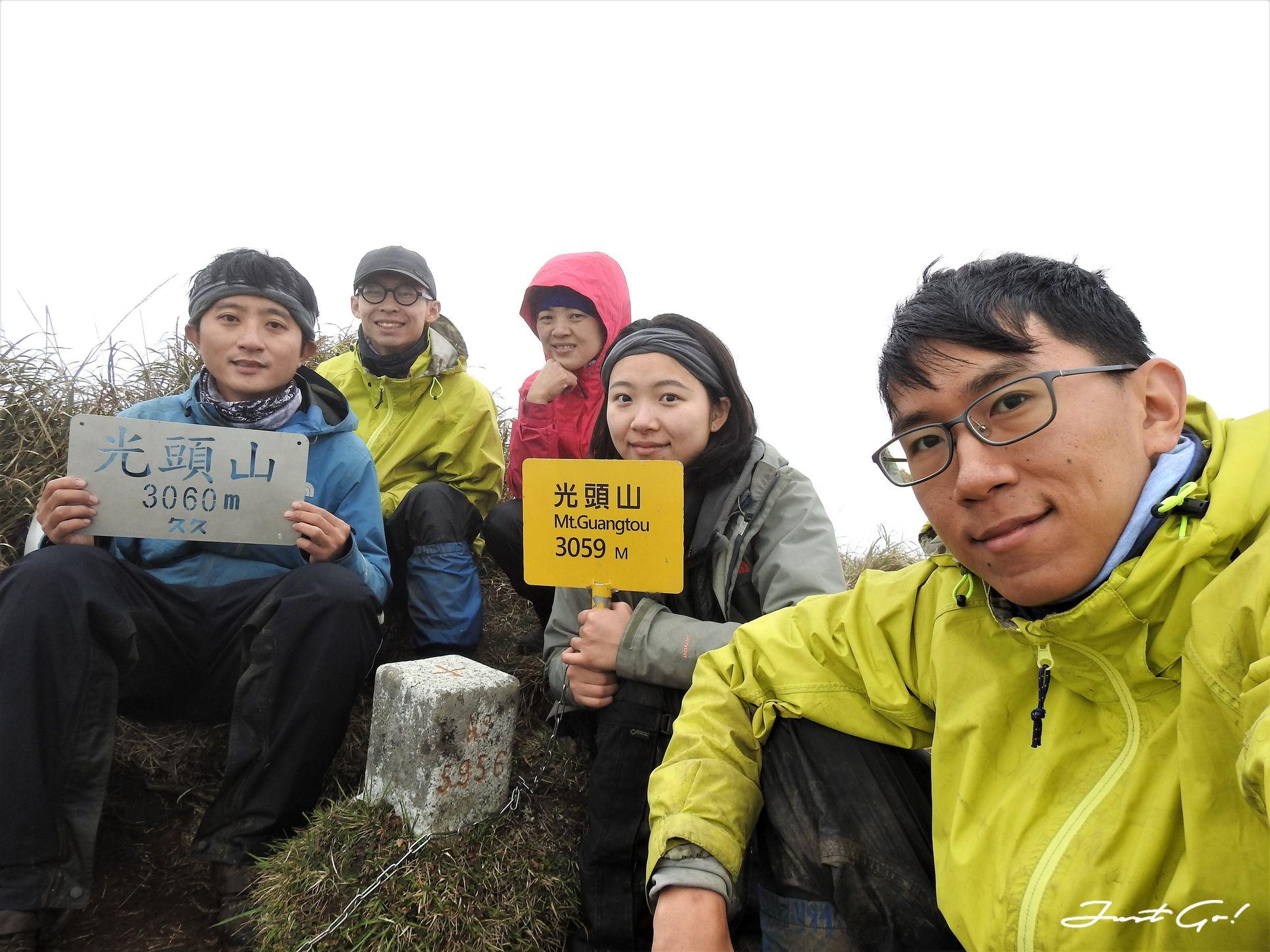 台灣 - 能高安東軍縱走自組隊-5日行程遊記、gpx路線、申請、水源28