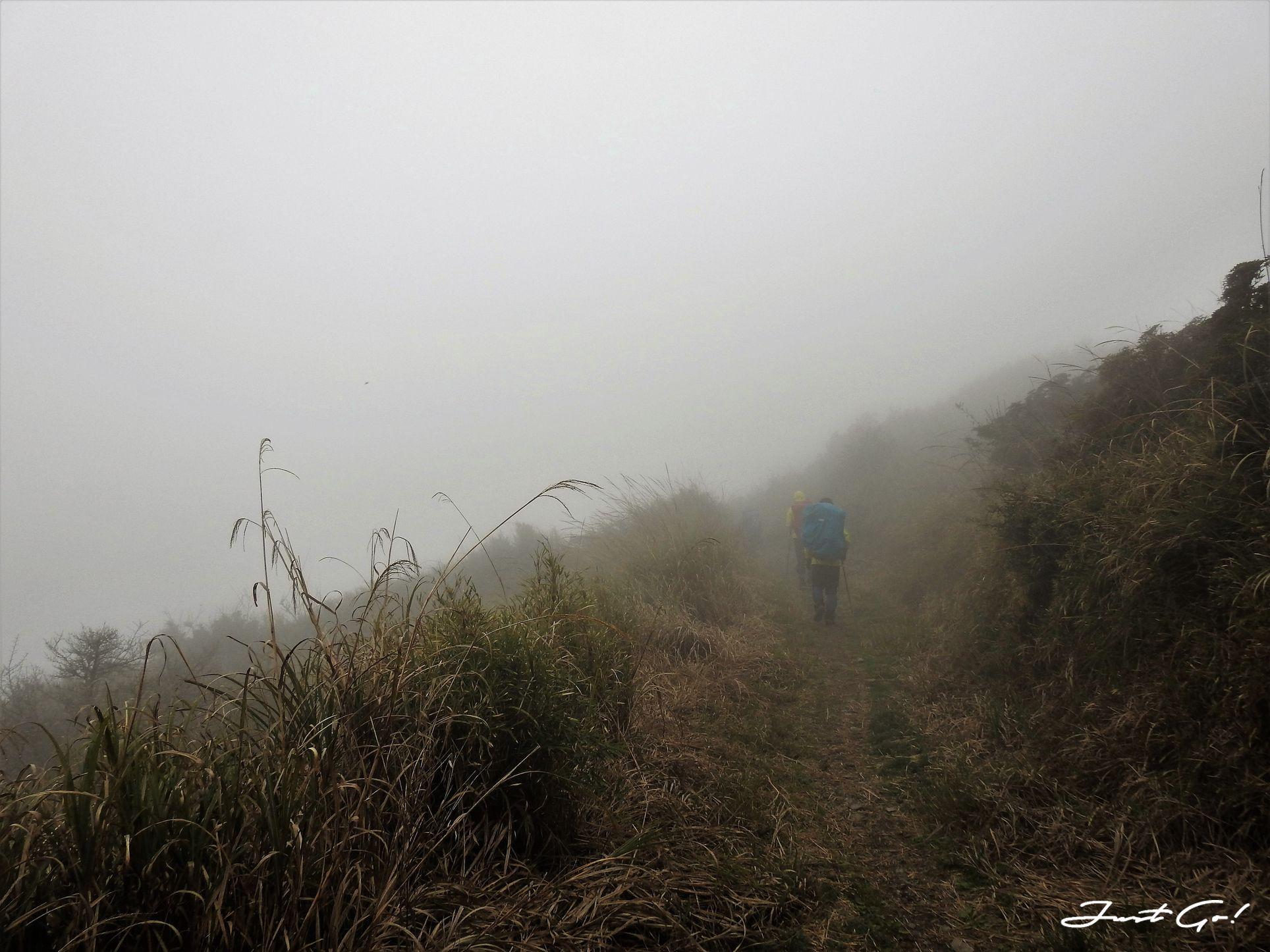 台灣 - 能高安東軍縱走自組隊-5日行程遊記、gpx路線、申請、水源4
