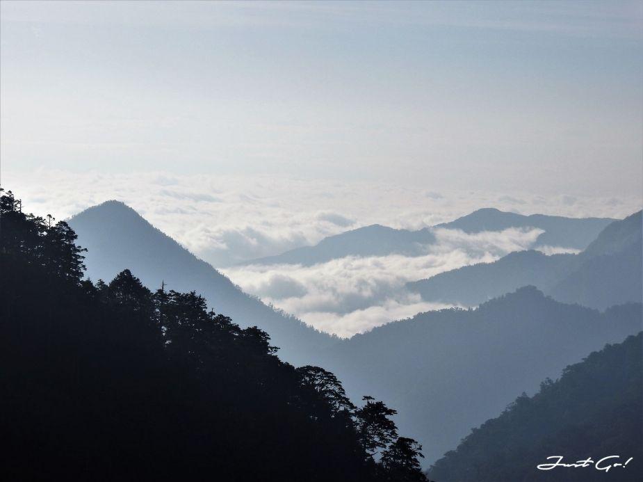 台灣 - 能高安東軍縱走自組隊-5日行程遊記、gpx路線、申請、水源54