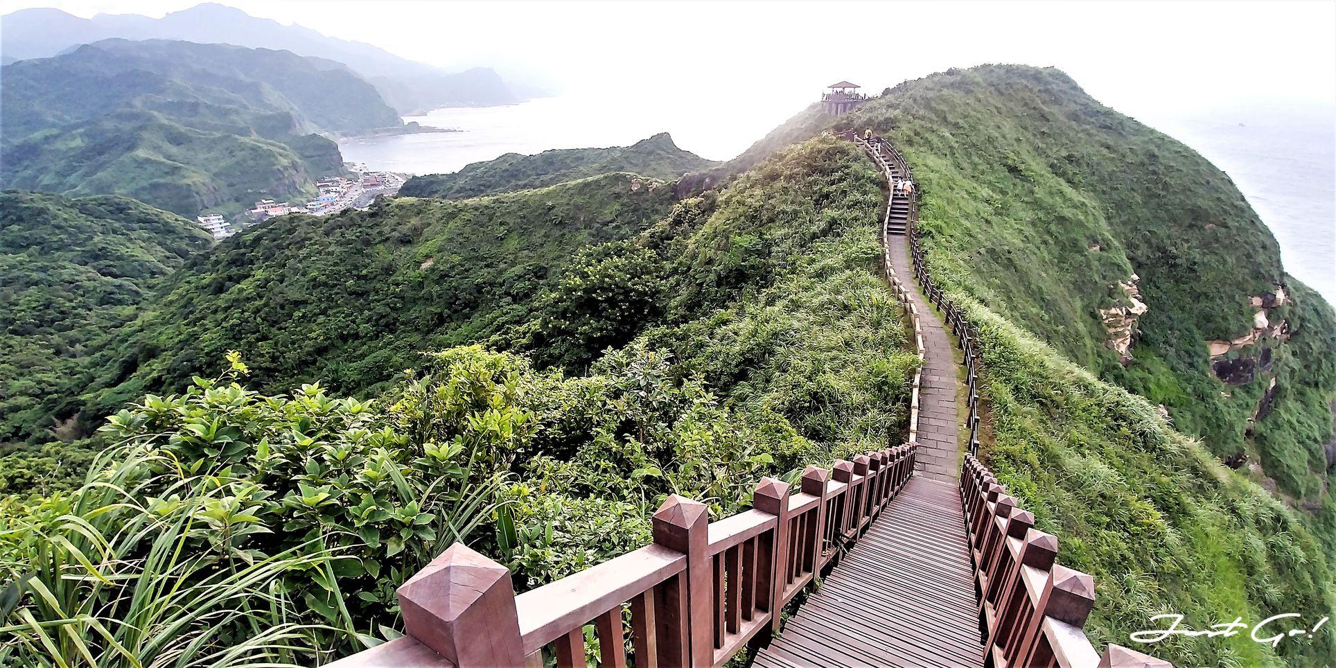 台北近郊·6條登山入門款路線推薦-交通方式、登山口、路徑規劃4
