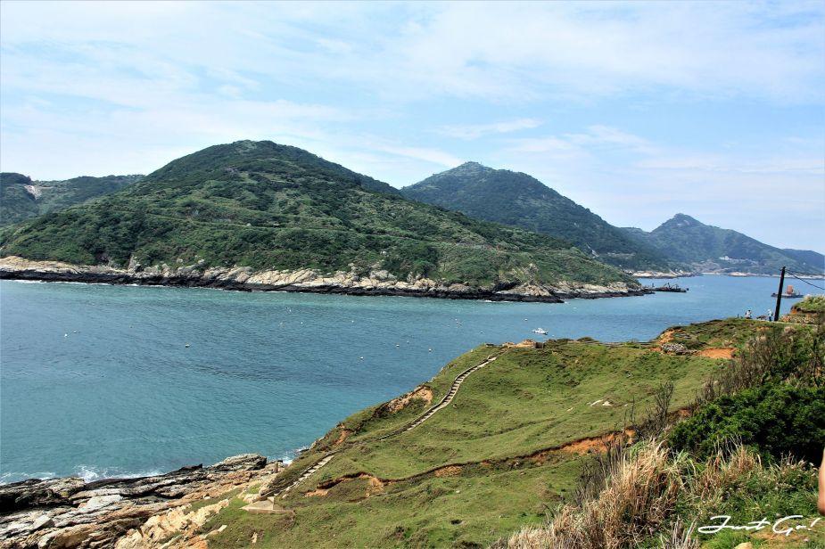 台灣 - 馬祖旅遊必去景點·大坵島·梅花鹿大量出沒-2019交通船班、住宿、美食23