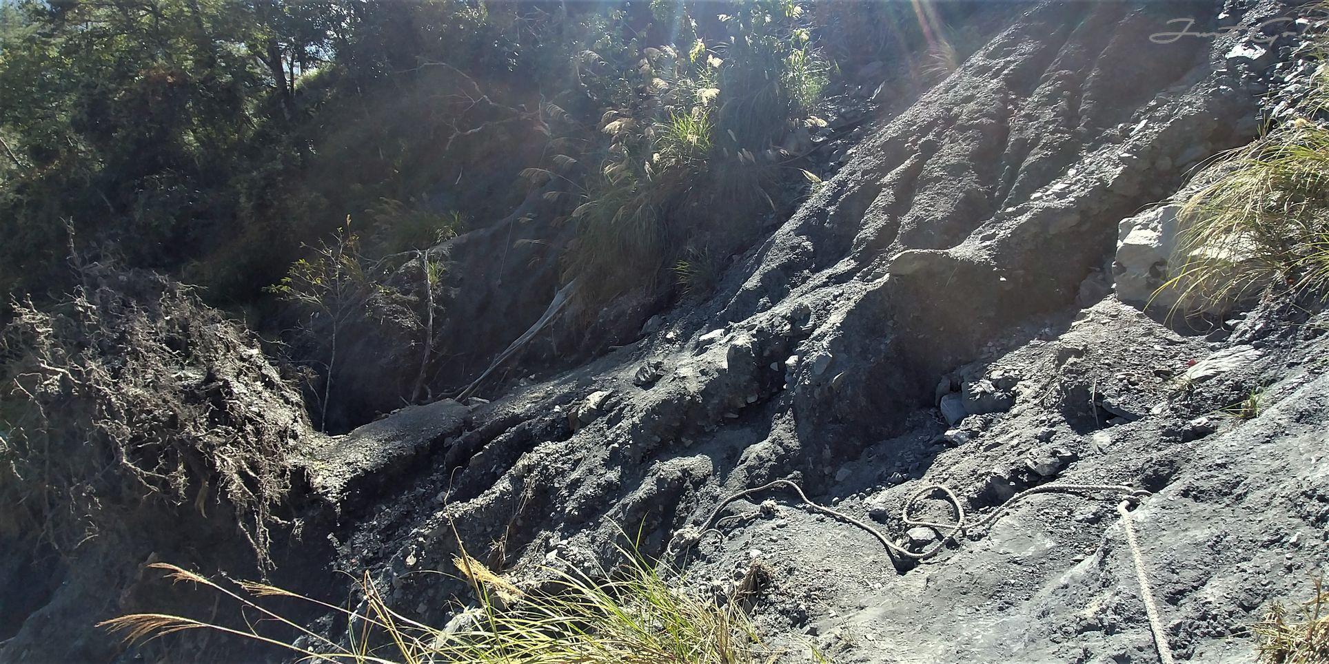 一日百岳·10小時單攻屏風山-新路線地圖gpx、行程規劃、申請、登山口15