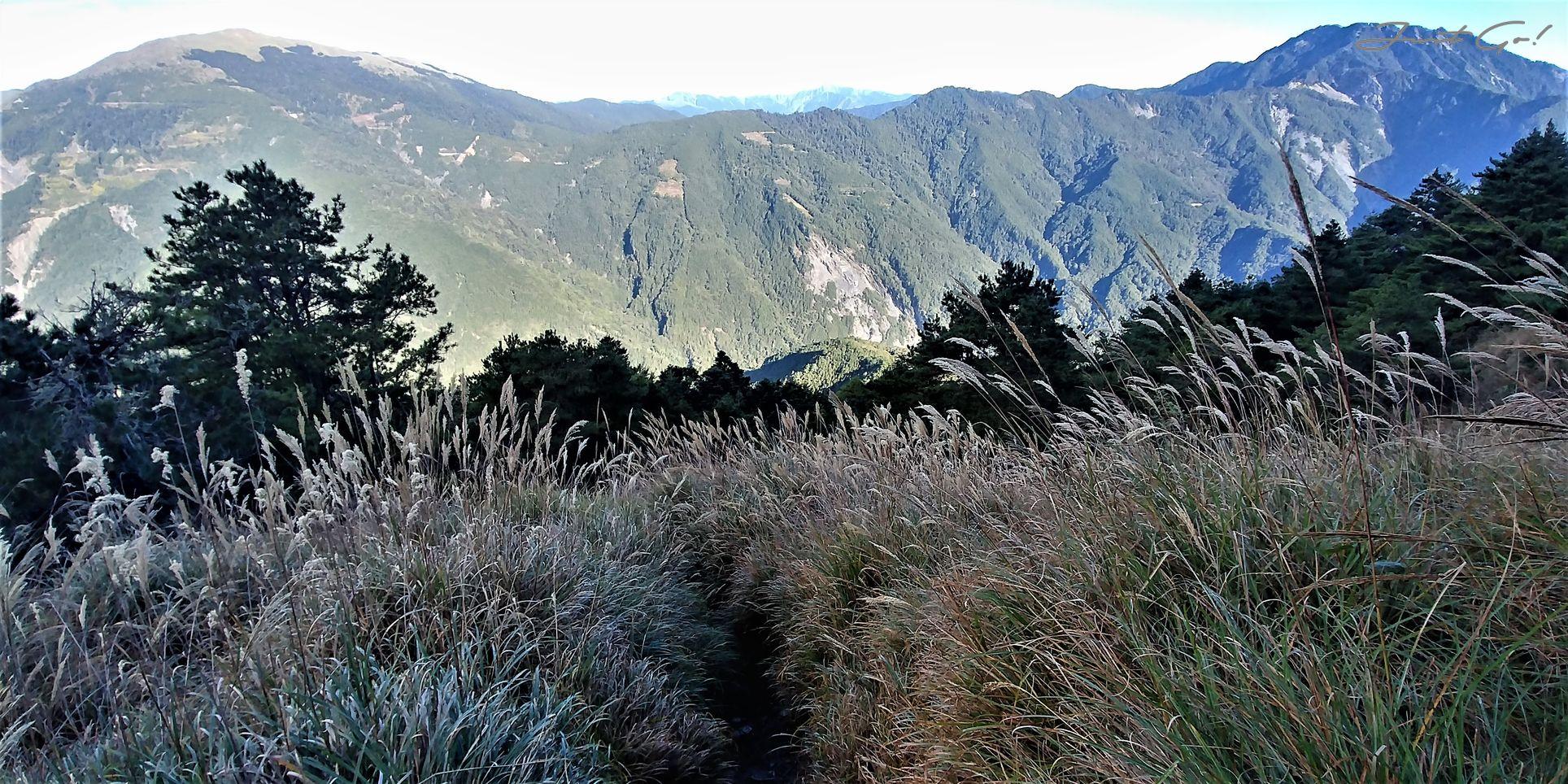 一日百岳·10小時單攻屏風山-新路線地圖gpx、行程規劃、申請、登山口5