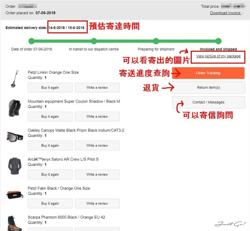 Trekinn網購登山裝備、運動用品省一波,品牌、清單推薦看這篇6