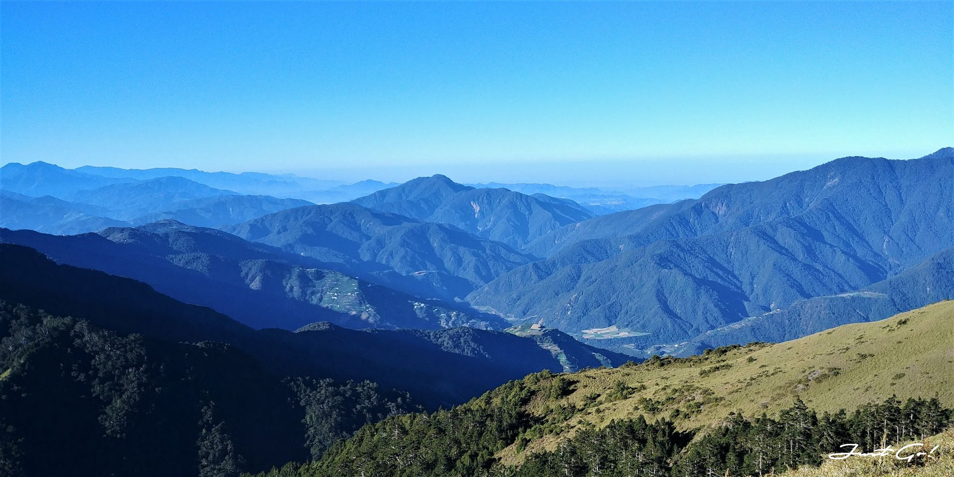 一日百岳·9小時單攻合歡西峰北峰-地圖gpx、行程規劃、申請、登山口12