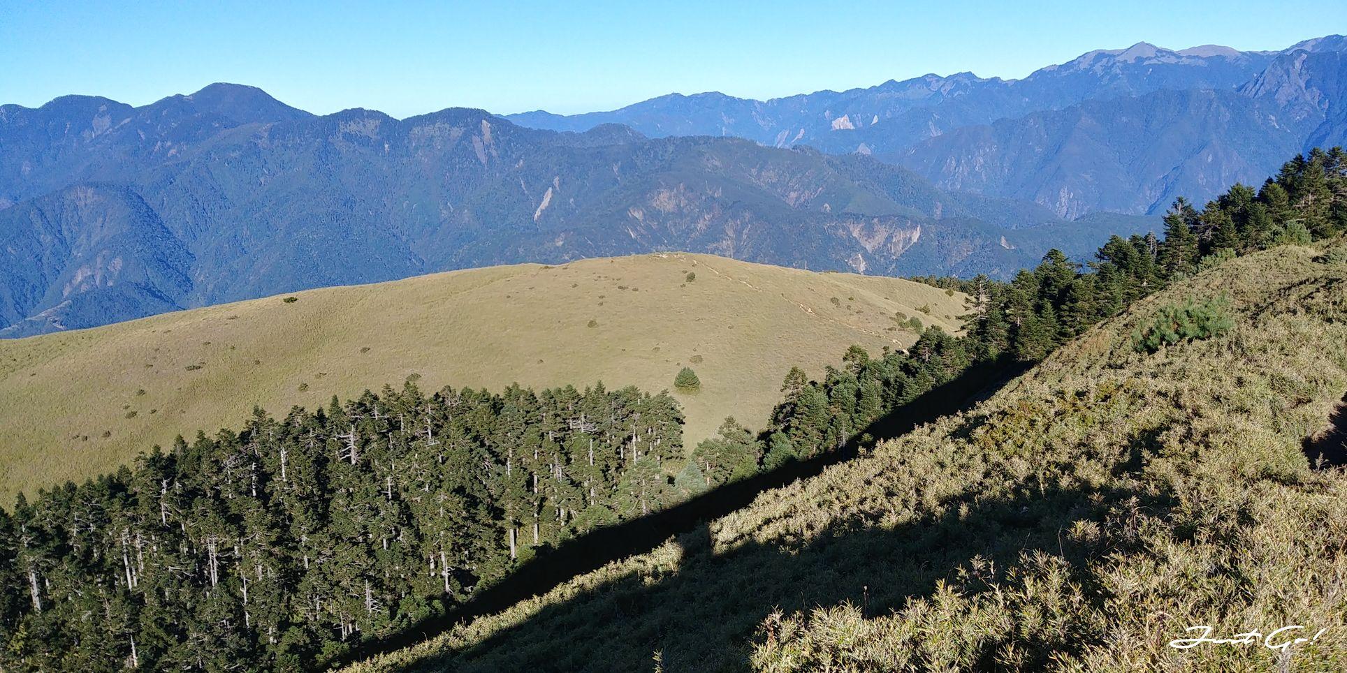 一日百岳·9小時單攻合歡西峰北峰-地圖gpx、行程規劃、申請、登山口14