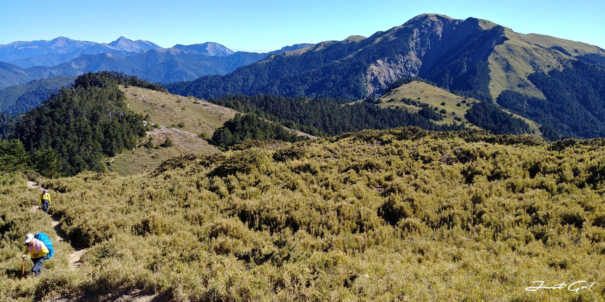 一日百岳·9小時單攻合歡西峰北峰-地圖gpx、行程規劃、申請、登山口17