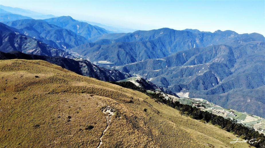 一日百岳·9小時單攻合歡西峰北峰-地圖gpx、行程規劃、申請、登山口20