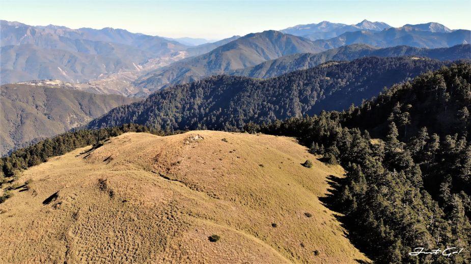 一日百岳·9小時單攻合歡西峰北峰-地圖gpx、行程規劃、申請、登山口21