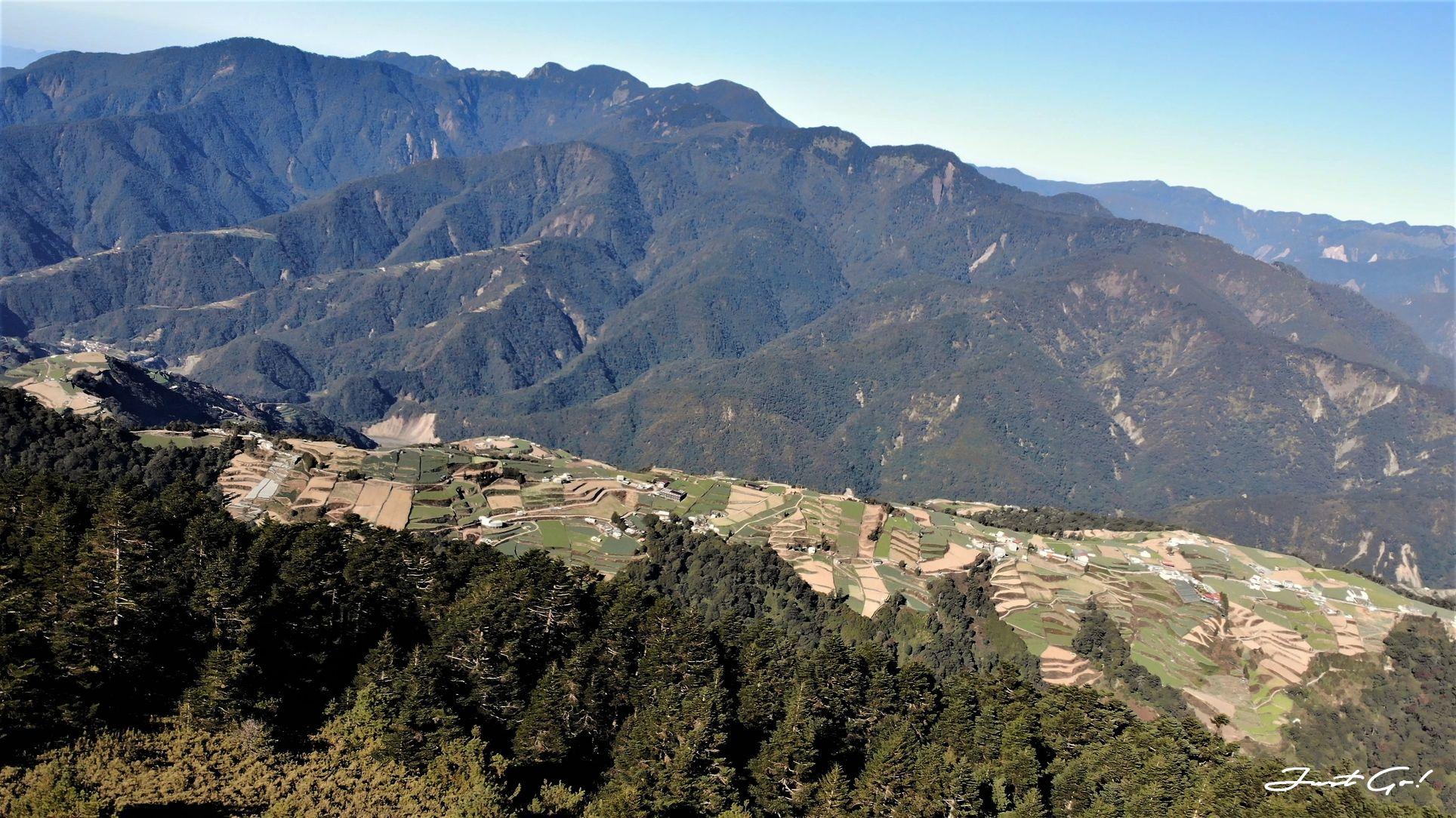 一日百岳·9小時單攻合歡西峰北峰-地圖gpx、行程規劃、申請、登山口22