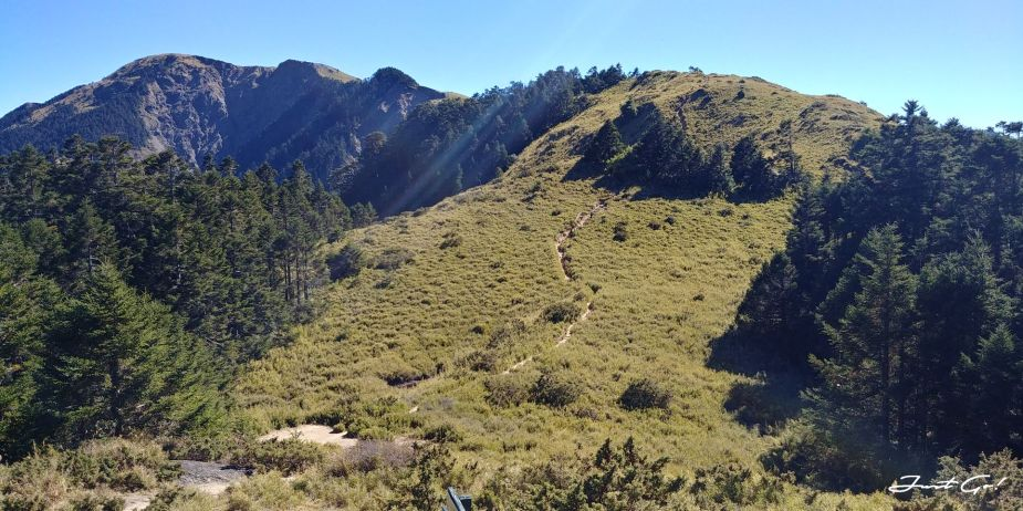 一日百岳·9小時單攻合歡西峰北峰-地圖gpx、行程規劃、申請、登山口23