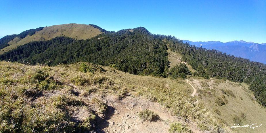 一日百岳·9小時單攻合歡西峰北峰-地圖gpx、行程規劃、申請、登山口24