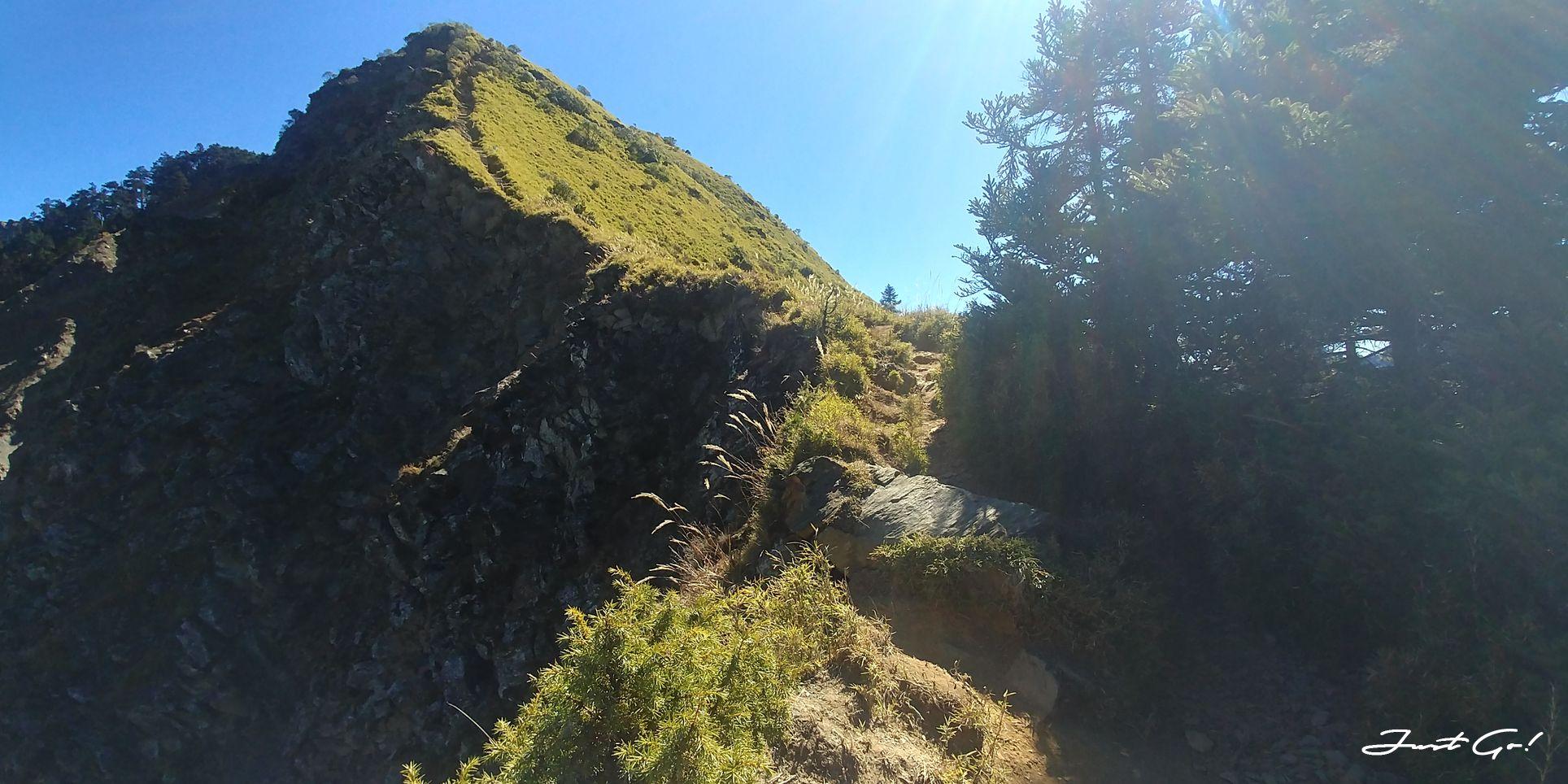 一日百岳·9小時單攻合歡西峰北峰-地圖gpx、行程規劃、申請、登山口27