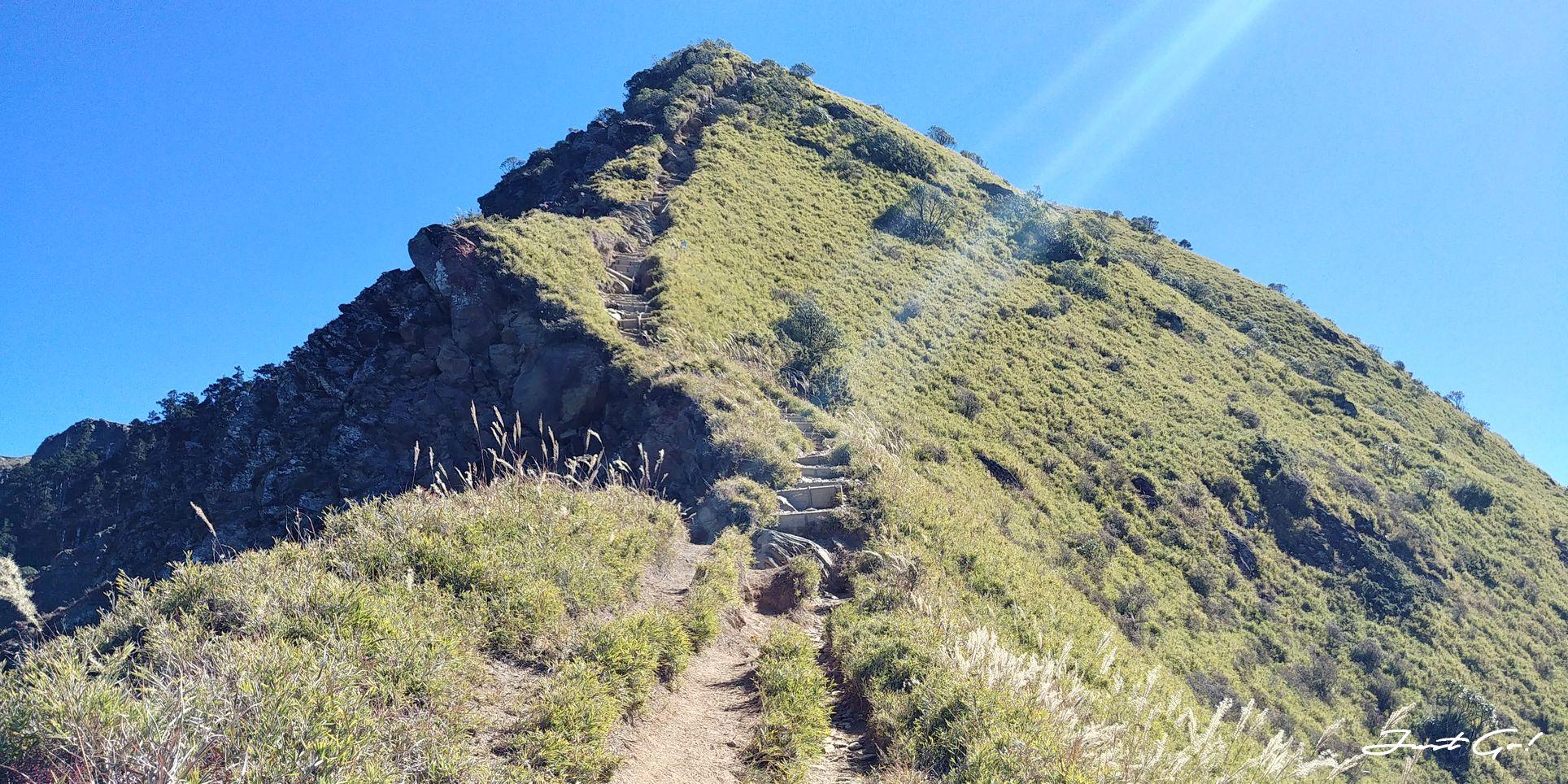 一日百岳·9小時單攻合歡西峰北峰-地圖gpx、行程規劃、申請、登山口28