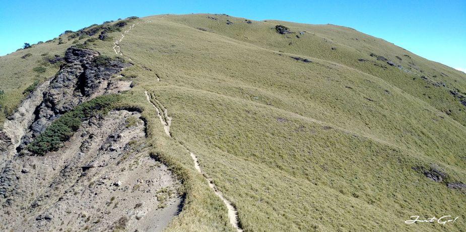一日百岳·9小時單攻合歡西峰北峰-地圖gpx、行程規劃、申請、登山口32