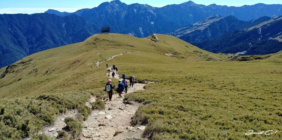 一日百岳·9小時單攻合歡西峰北峰-地圖gpx、行程規劃、申請、登山口36