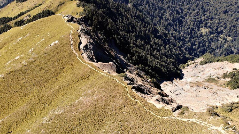 一日百岳·9小時單攻合歡西峰北峰-地圖gpx、行程規劃、申請、登山口39