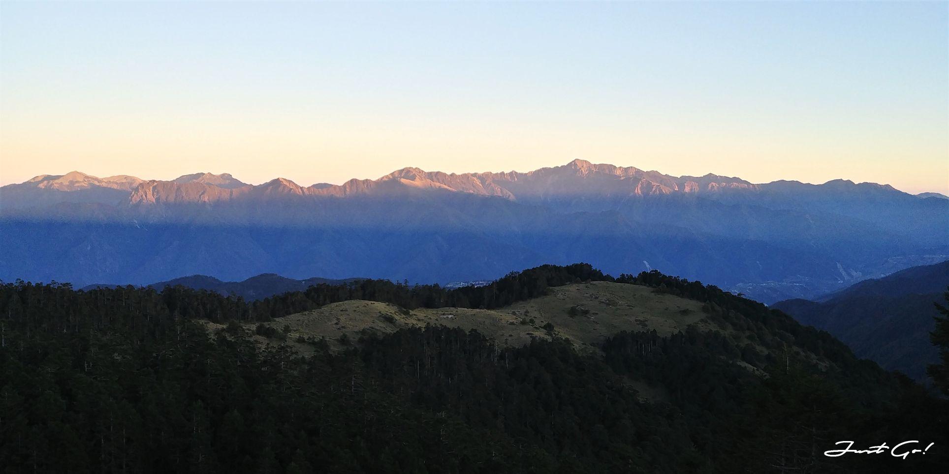 一日百岳·9小時單攻合歡西峰北峰-地圖gpx、行程規劃、申請、登山口4