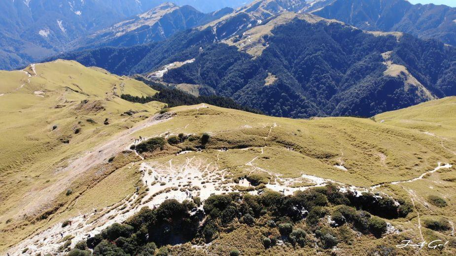 一日百岳·9小時單攻合歡西峰北峰-地圖gpx、行程規劃、申請、登山口41