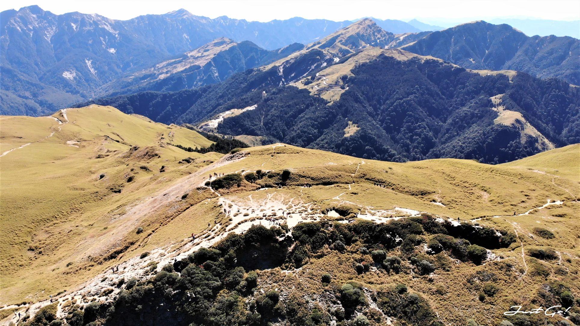一日百岳·9小時單攻合歡西峰北峰-地圖gpx、行程規劃、申請、登山口42