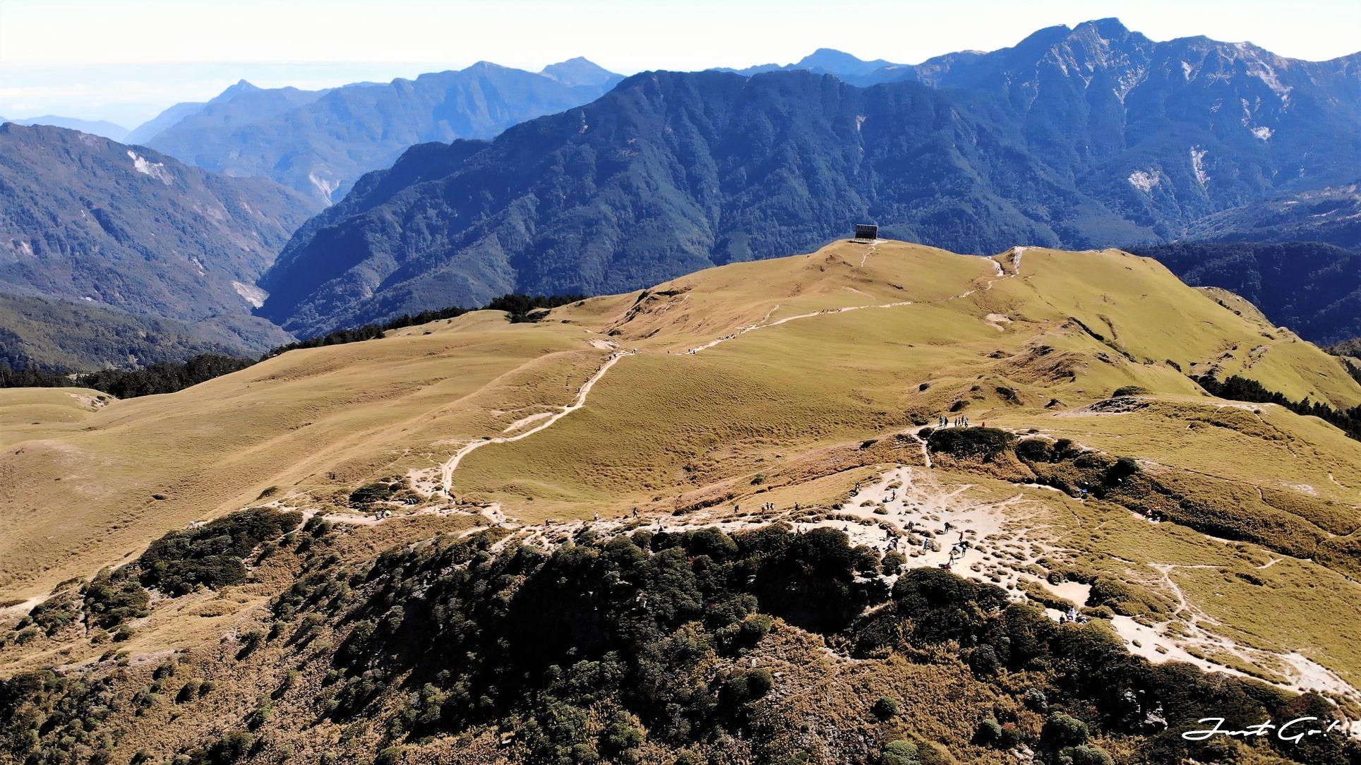 一日百岳·9小時單攻合歡西峰北峰-地圖gpx、行程規劃、申請、登山口43