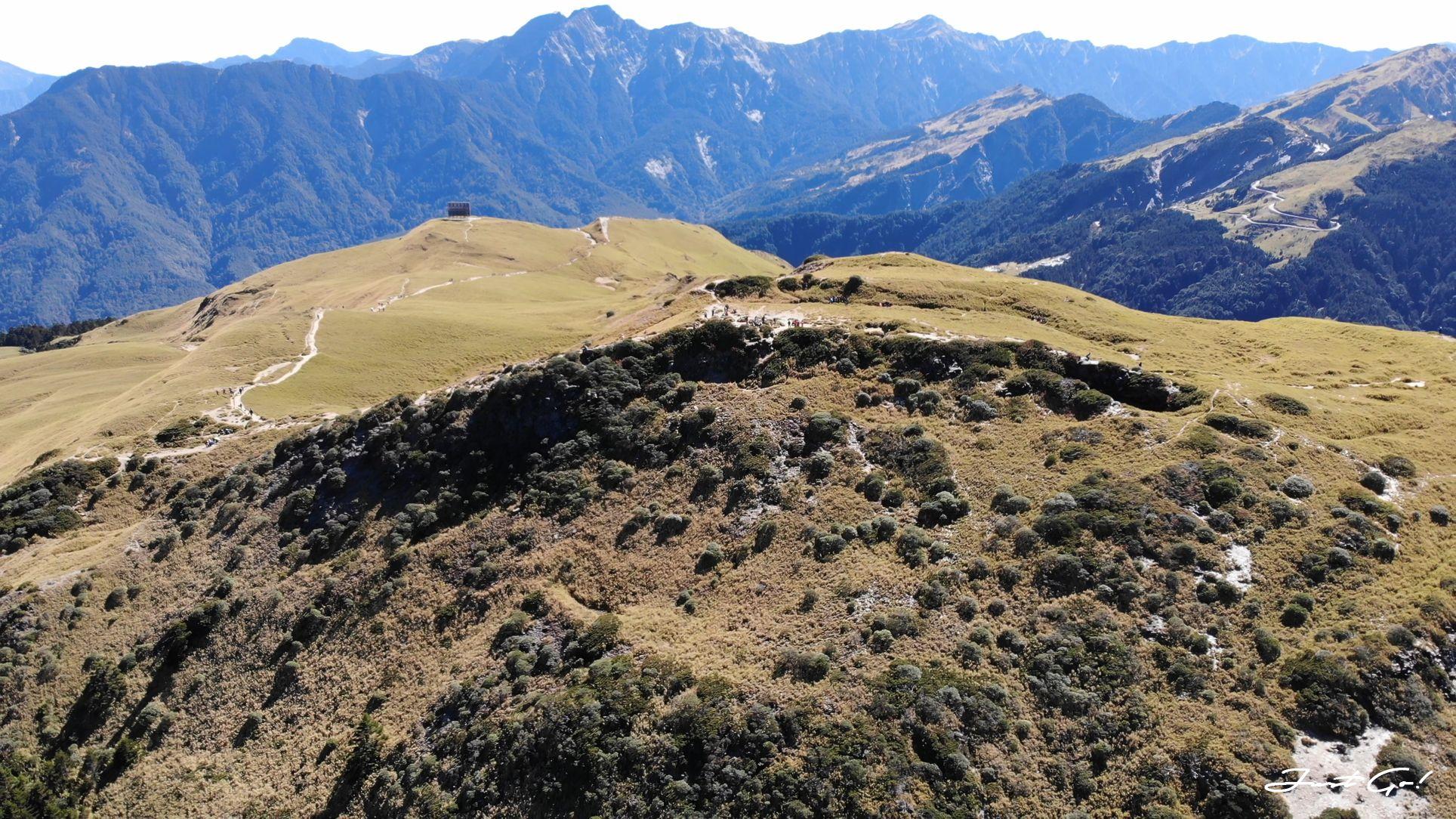 一日百岳·9小時單攻合歡西峰北峰-地圖gpx、行程規劃、申請、登山口44
