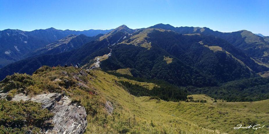 一日百岳·9小時單攻合歡西峰北峰-地圖gpx、行程規劃、申請、登山口46