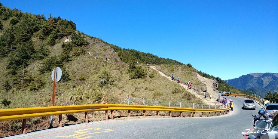 一日百岳·9小時單攻合歡西峰北峰-地圖gpx、行程規劃、申請、登山口48