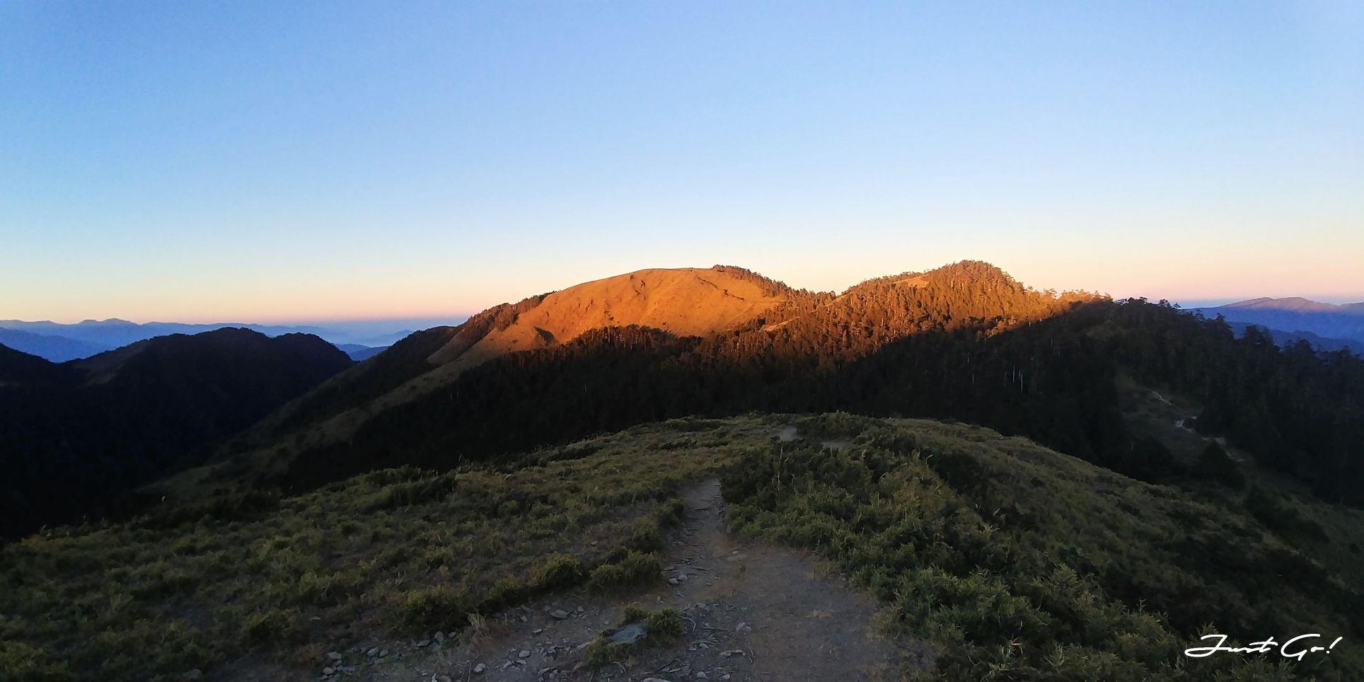 一日百岳·9小時單攻合歡西峰北峰-地圖gpx、行程規劃、申請、登山口5