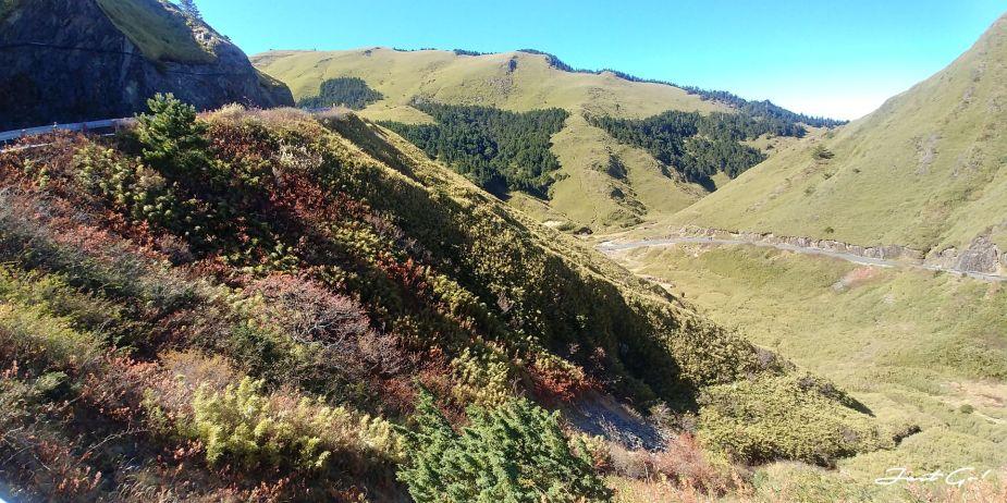 一日百岳·9小時單攻合歡西峰北峰-地圖gpx、行程規劃、申請、登山口50