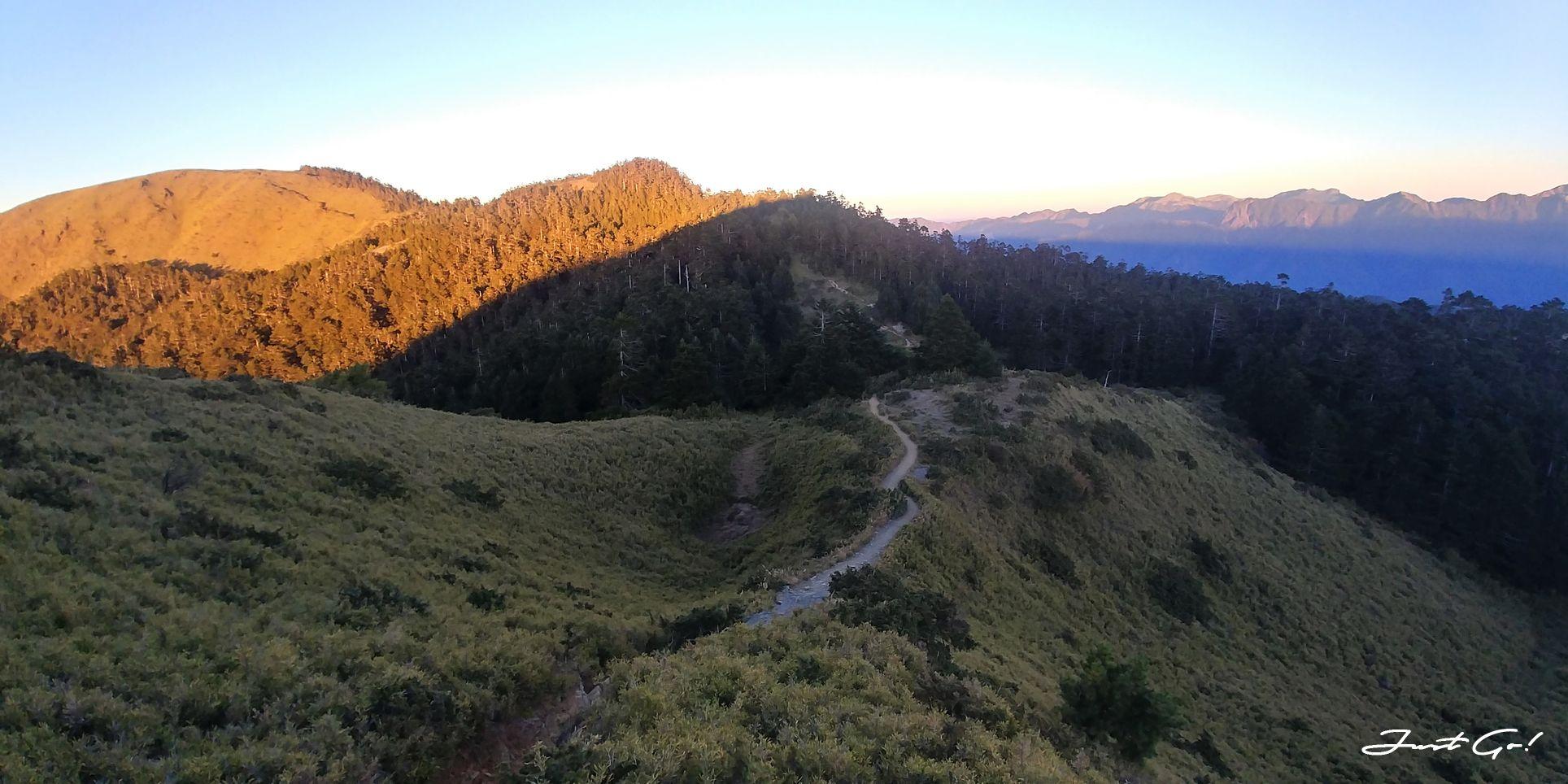 一日百岳·9小時單攻合歡西峰北峰-地圖gpx、行程規劃、申請、登山口6