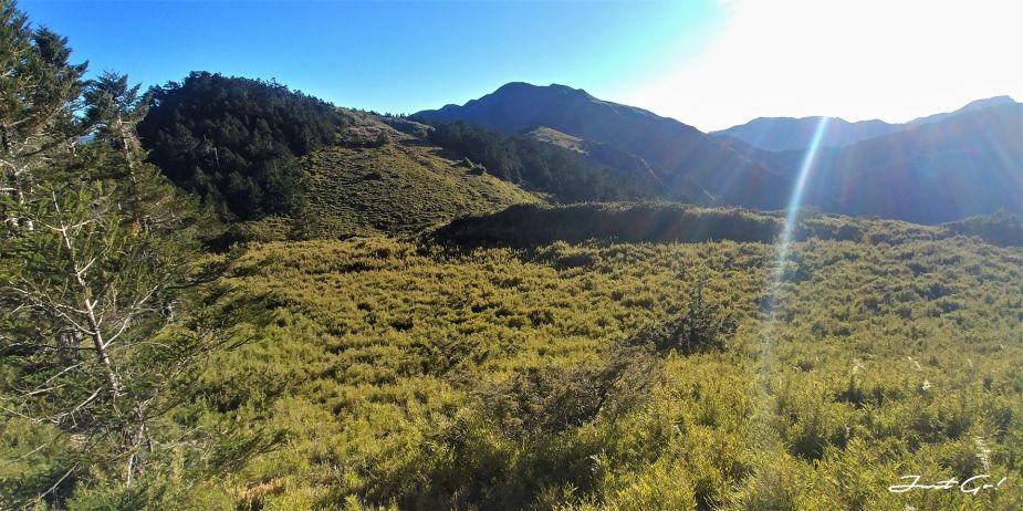 一日百岳·9小時單攻合歡西峰北峰-地圖gpx、行程規劃、申請、登山口8