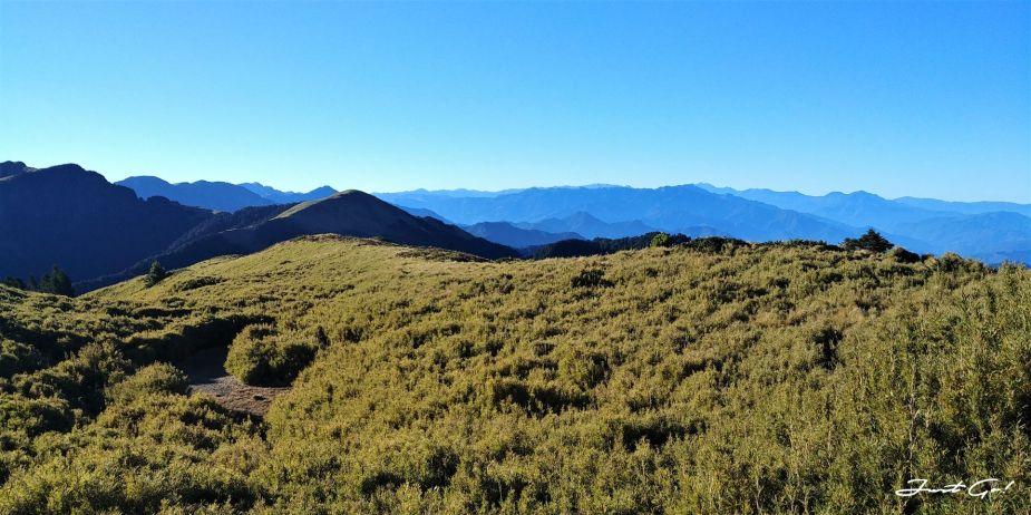 一日百岳·9小時單攻合歡西峰北峰-地圖gpx、行程規劃、申請、登山口9