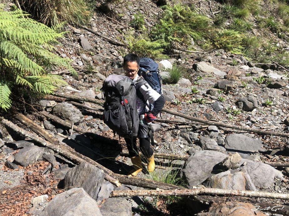 北二段C+級百岳-無明山、甘薯峰3天2夜-gpx路線、行程接駁、申請、水源11