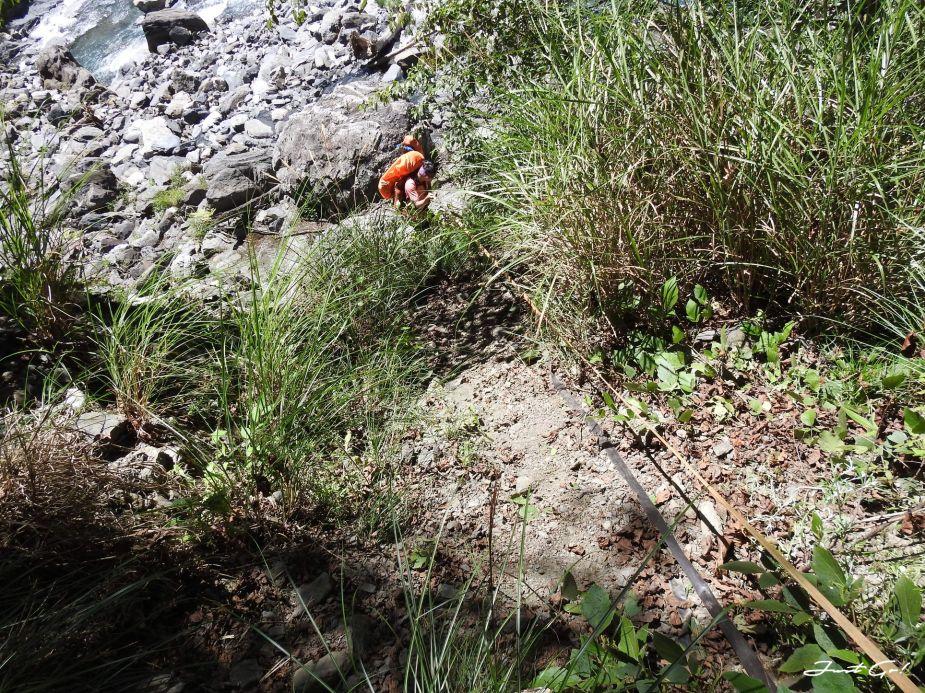 北二段C+級百岳-無明山、甘薯峰3天2夜-gpx路線、行程接駁、申請、水源13