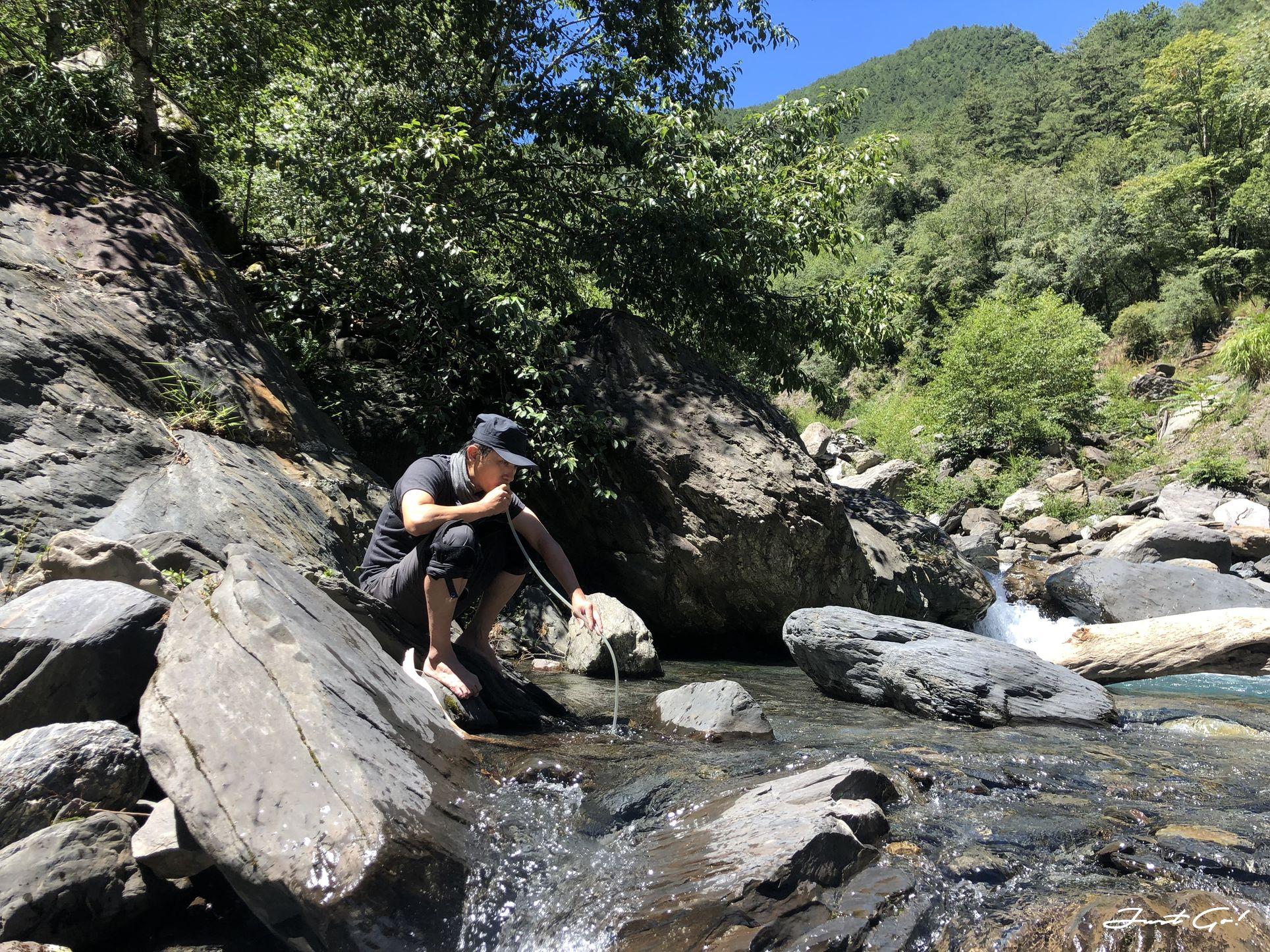 北二段C+級百岳-無明山、甘薯峰3天2夜-gpx路線、行程接駁、申請、水源16